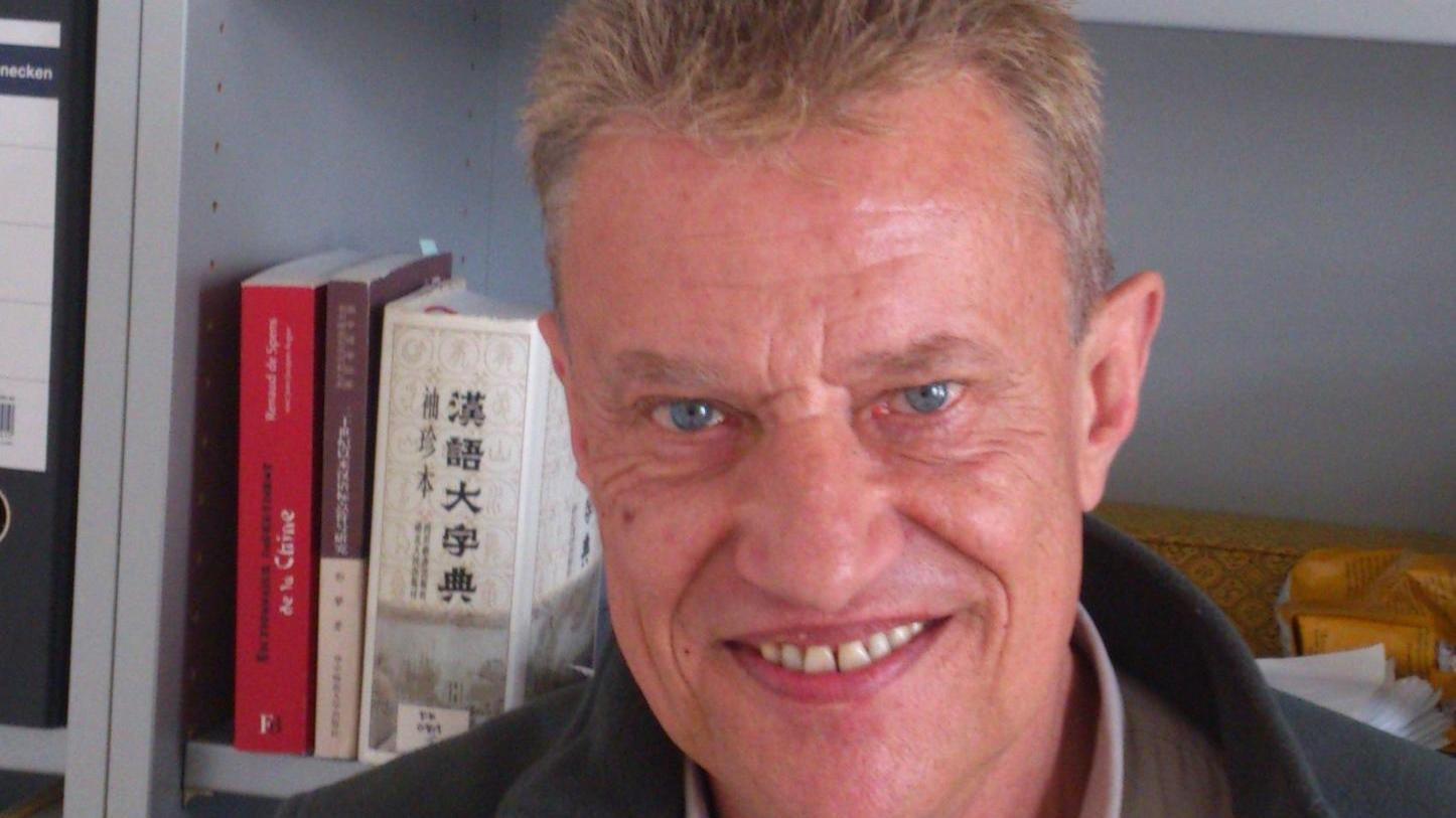 Michael Lackner, Lehrstuhlinhaber für Sinologie in Erlangen.-Achneck