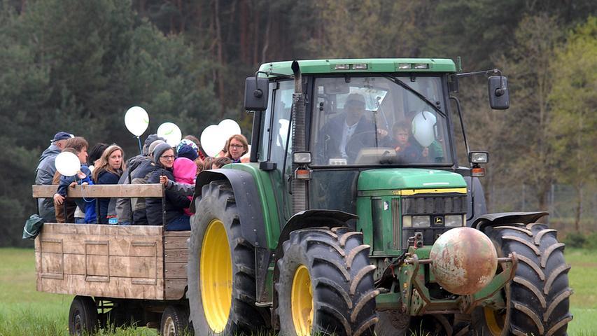Spargelerlebnistag lockt zu Familie Rudolph in Oberndorf