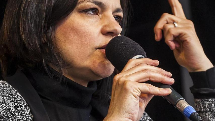 Jazz & Blues Open: verregnetes Open-Air mit starker Sängerin