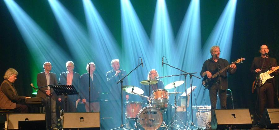 """""""Peterlesboum Revival Band"""" sorgten für eine Riesengaudi"""