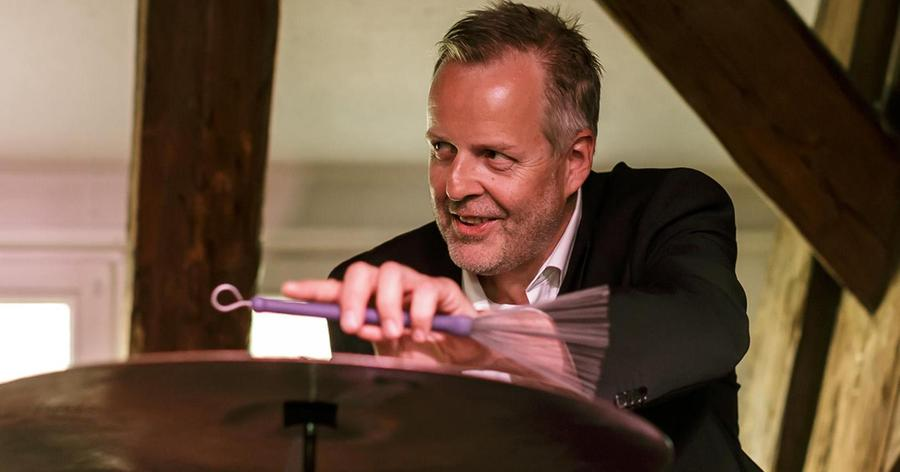 Wolfgang Haffner Trio: Klassiker in der Jegelscheune