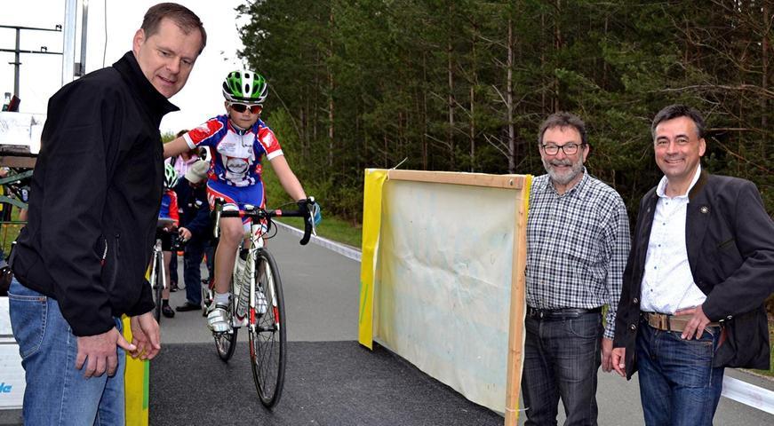 Favoriten beherrschten Bayerische Meisterschaft im Zeitfahren