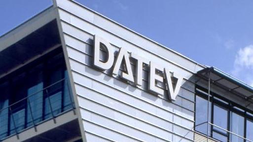 Der Nürnberger IT-Dienstleister Datev freut sich über einen Rekordumsatz.