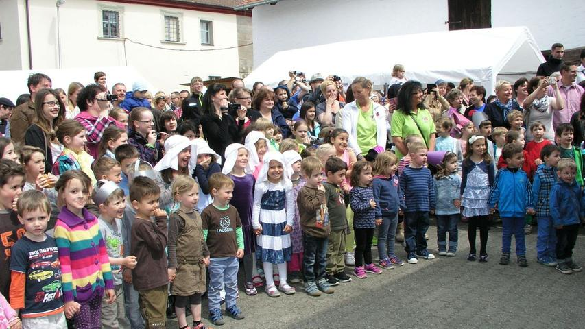 950-jähriges Jubiläum: Kultur-Marktplatz in Hannberg