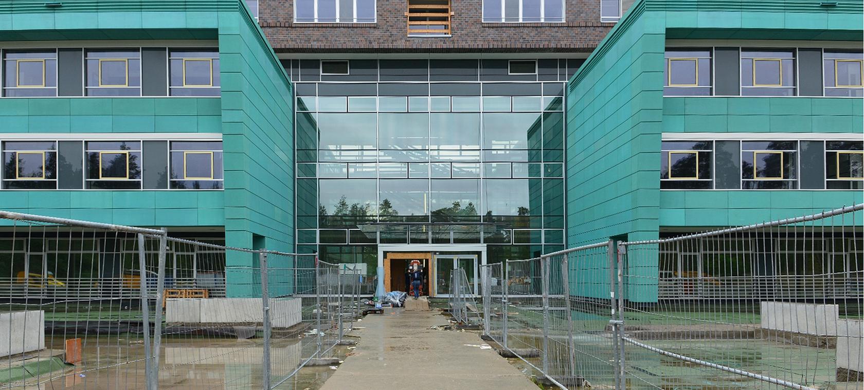 Der Umbau des Chemikums an der Naturwissenschaftlichen Fakultät läuft aus dem Ruder.