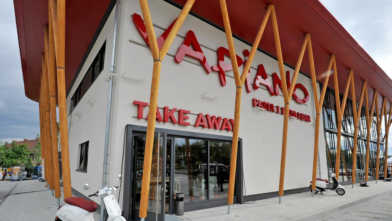 Motiv: Eröffnung Pizza Pasta Bar