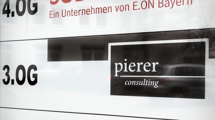 Daneben konzentriert sich von Pierer auf sein Geschäft als Unternehmensberater. Seine Pierer Consulting GmbH ist in der Nägelsbachstraße in Erlangen zu finden.