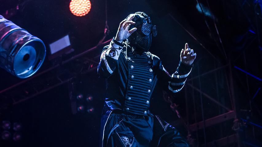 Die Metal-Band Slipknot beehrt die Fans in Nürnberg wieder. 2015 waren sie zuletzt bei dem Musikfestival dabei.