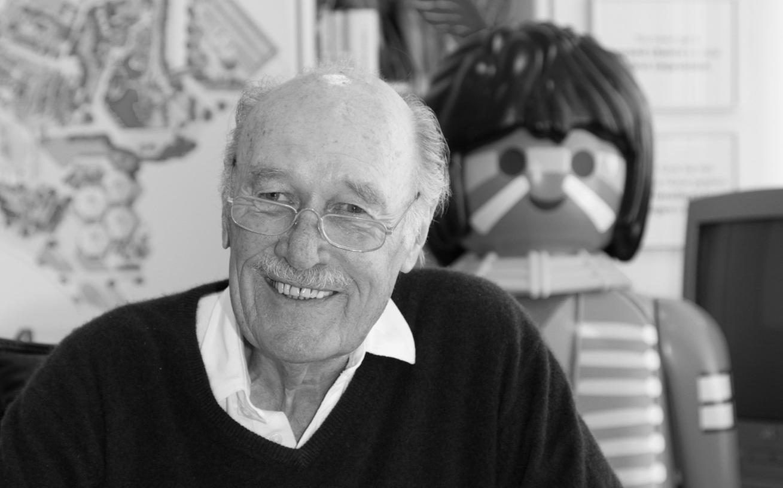 Horst Brandstätter starb im Alter von 81 Jahren.