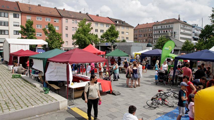 RESSORT: Lokales / Blitz / Online..DATUM: 13.06.15..FOTO: Michael Matejka  ..MOTIV: Fest im Anschluss an die Gedenkveranstaltung
