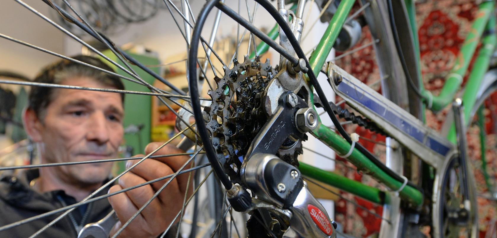 Ziel des Workshops ist es, alle möglichen Barrieren für Radler und den Fahrradverkehr mit kreativen Lösungen zu überwinden.