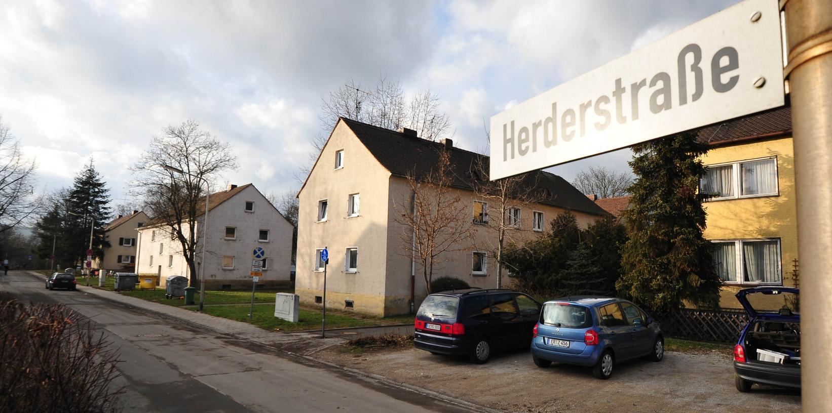 Die Herderstraße wird künftig ein ganz anderes Gesicht haben.
