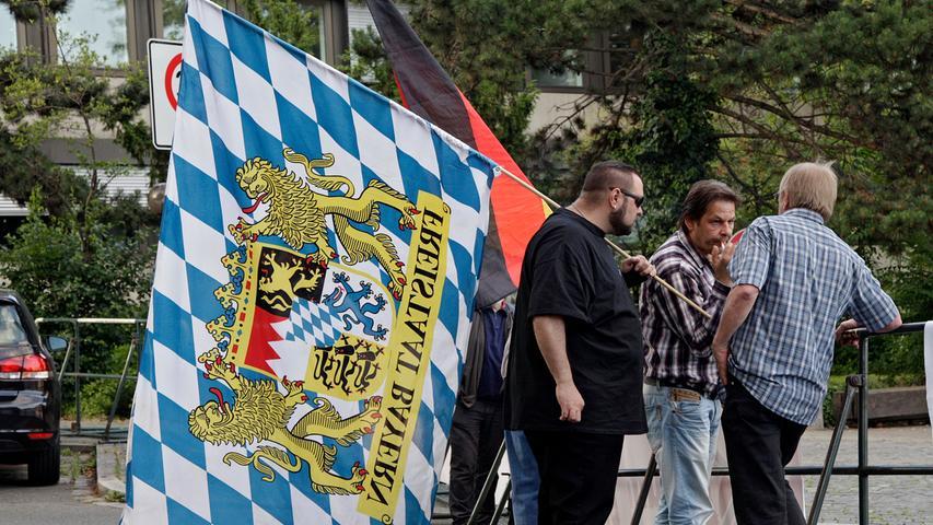 Widerstand gegen Pegida Nürnberg