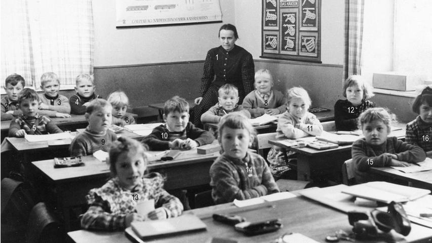 300 Jahre Unterreichenbacher Schulgeschichte