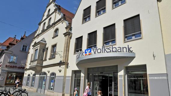 Forchheim: VR-Bank hat bald 6,5 Milliarden Euro auf dem Konto