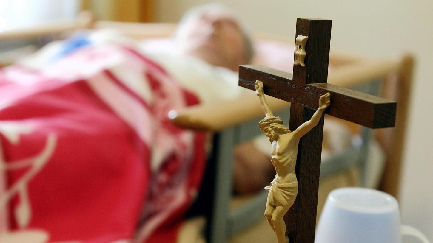 Die christliche Position zur Sterbehilfe ist von der Ehrfurcht vor dem Leben geprägt.