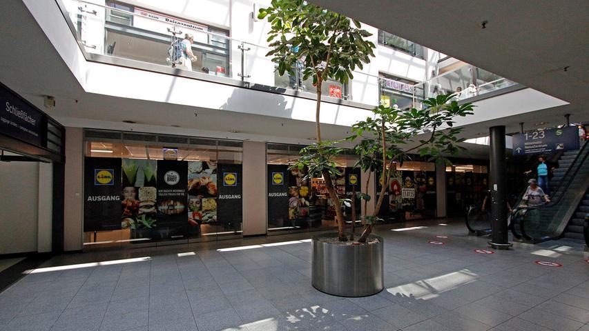 Lokales.Foto: Guenter Distler.Motiv: Lidl im Hauptbahnhof