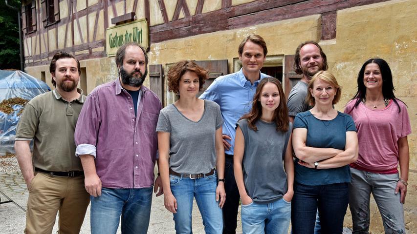 Behind the Scenes: Der Franken-Tatort im Röthenbacher Gasthaus