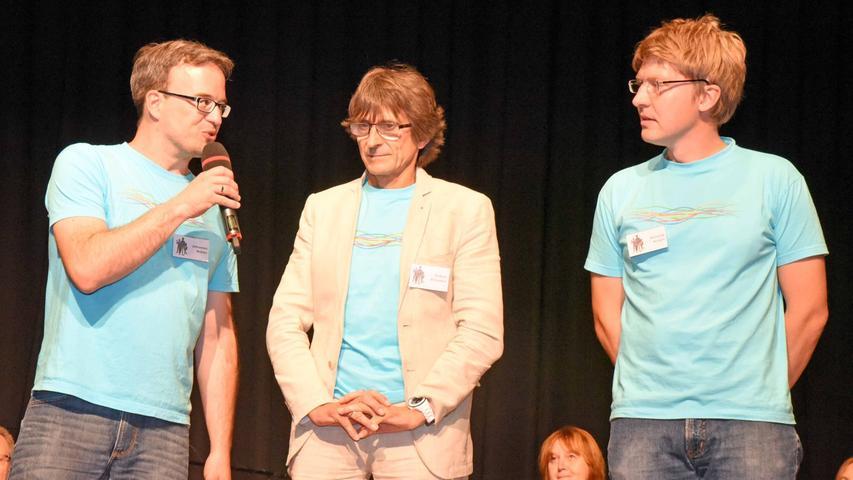 Mehr Infos: 59. Theatertage der bayerischen Gymnasien in Schwabach.