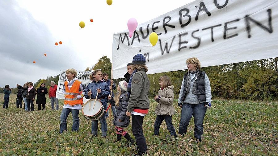 Proteste gegen die im Norden von Oberfürberg geplante Bebauung mit Einfamilienhäusern gaben den Anstoß für die aktuelle Analyse.