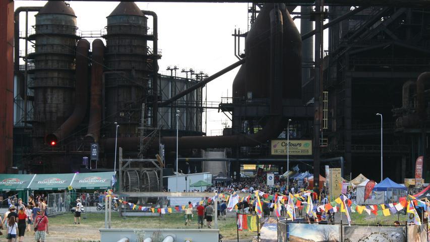 Von der Schwerindustrie- zur Kulturstadt: Ostrau im Wandel