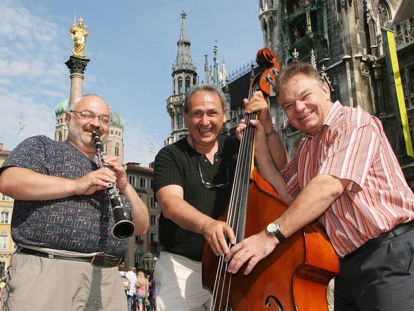 In München müssen Straßenmusiker bei der Stadt vorspielen, bevor sie eine Erlaubnis bekommen.