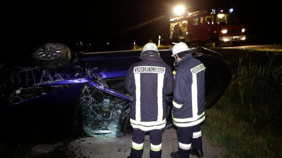 33-Jähriger stirbt bei Unfall im Landkreis Ansbach