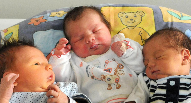 Fürth liegt im bundesweiten Trend: Auch hier kamen 2014 mehr Babys auf die Welt. 2015 dürfte die Zahl noch höher sein.