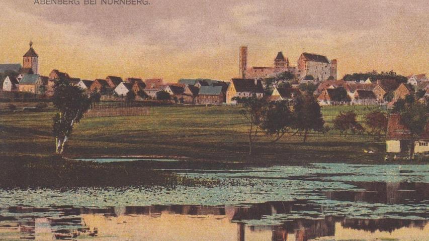 Historische Fotos aus dem ehemaligen Landkreis Schwabach