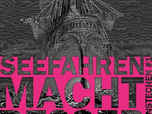 """""""Literatur für alle Zeiten"""": Das Cover der Debütnummer der überregionalen und ambitionierten Literaturzeitschrift """"Seitenstechen""""."""