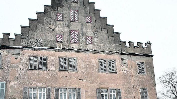 Sobald es die Witterung zulässt, beginnen die Sanierungsarbeiten an Schloss Unternzenn. Im diesem ersten Bauabschnitt ist auch die Brücke an der Reihe.