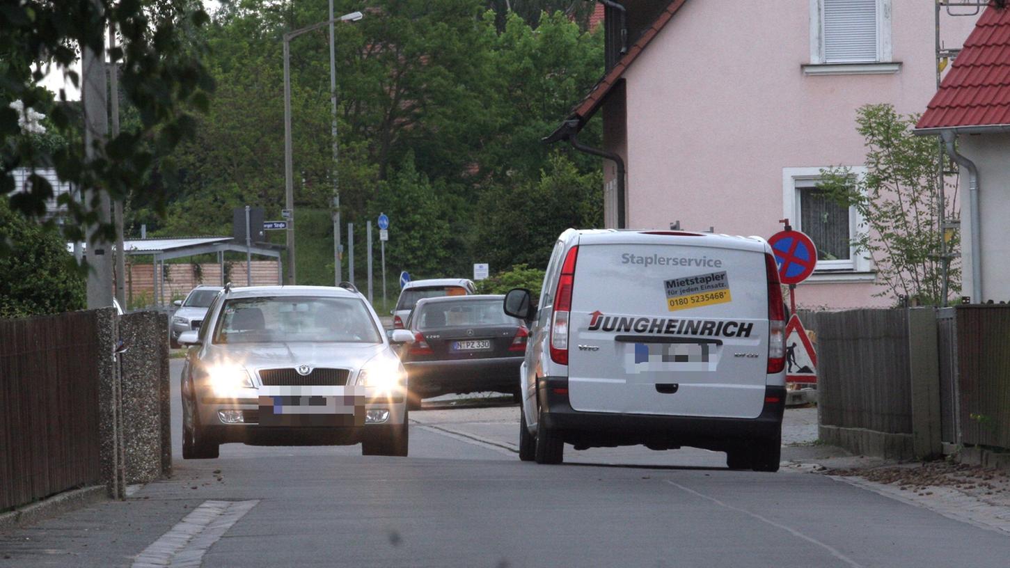 Zu viel Verkehr: Durchstich für Schnepfenreuther
