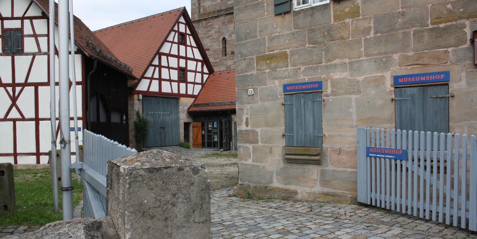 Das Roßtaler Museumshoffest lockt am Sonntag, 13. September, nicht nur mit Exponaten, sondern auch mit einer archäologischen Sammlung.
