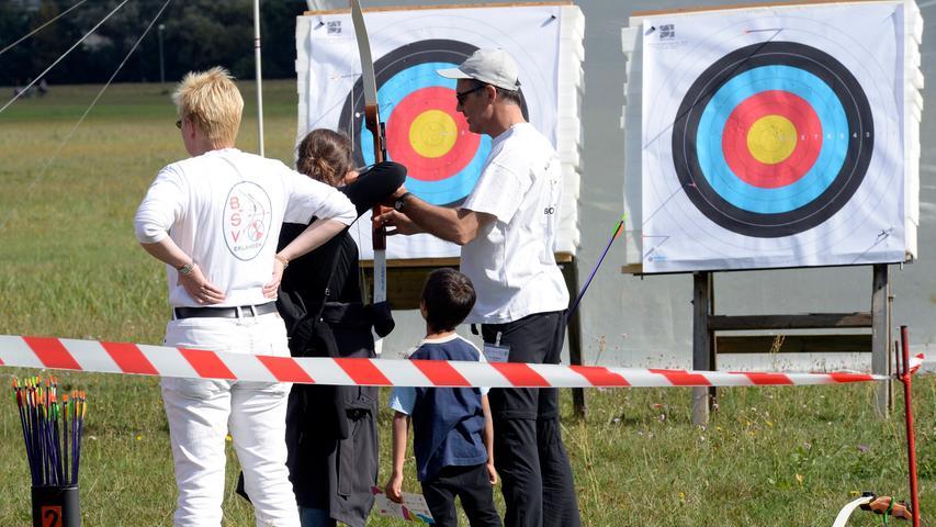 Erlangen: Die Regnitzwiesen waren in diesem Jahr wieder Veranstaltungsort für  das