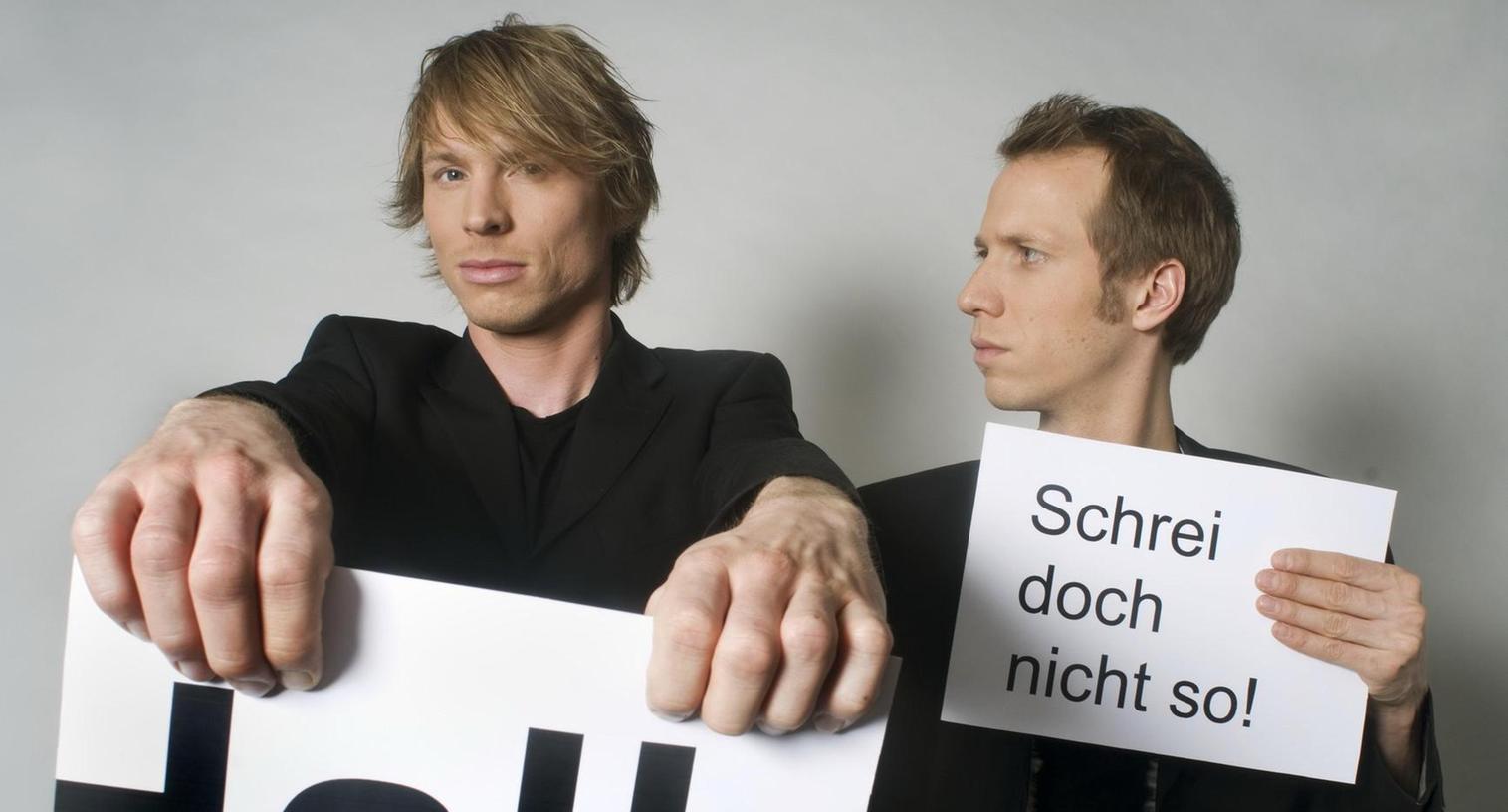 Das Schweizer Duo