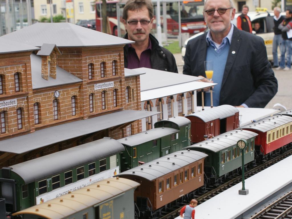 Bahnhofsfest Gunzenhausen