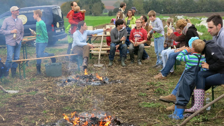 """Im Staudenhof ist am Samstag, 10. Oktober, der """"5. Tag der Kartoffel"""" bei Plankstetten."""