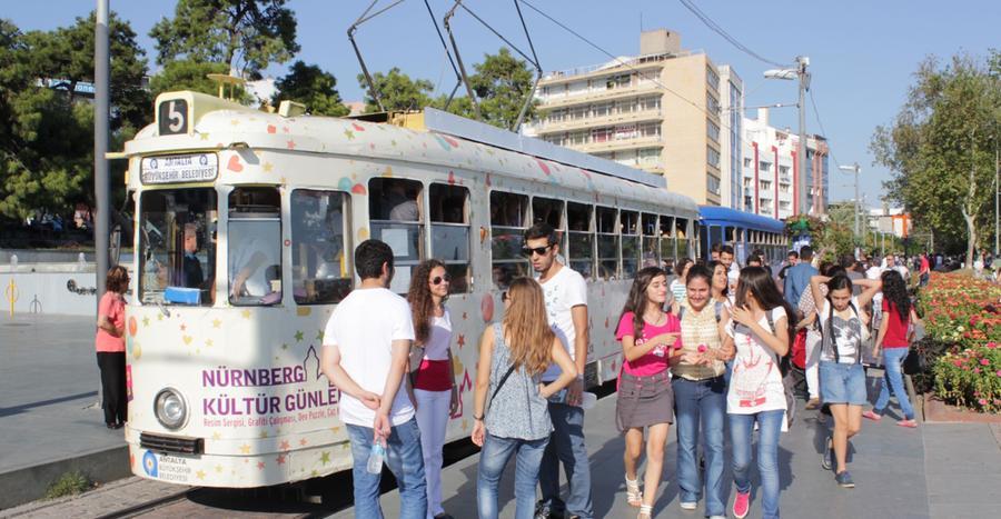 Von Antalya bis Venedig: Das sind Nürnbergs Partnerstädte