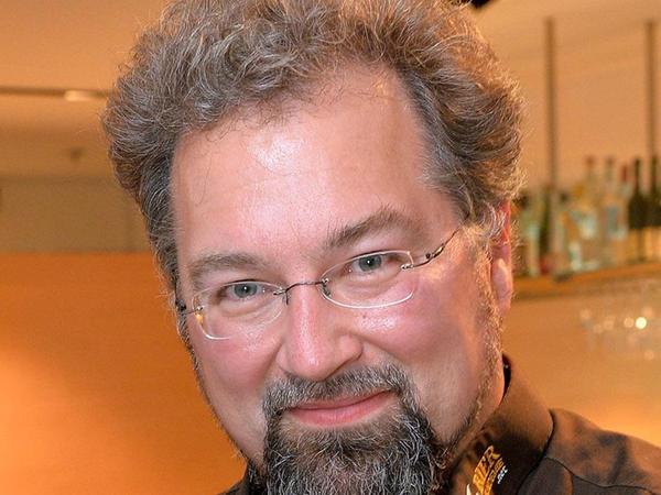 Bierexperte Markus Raupach