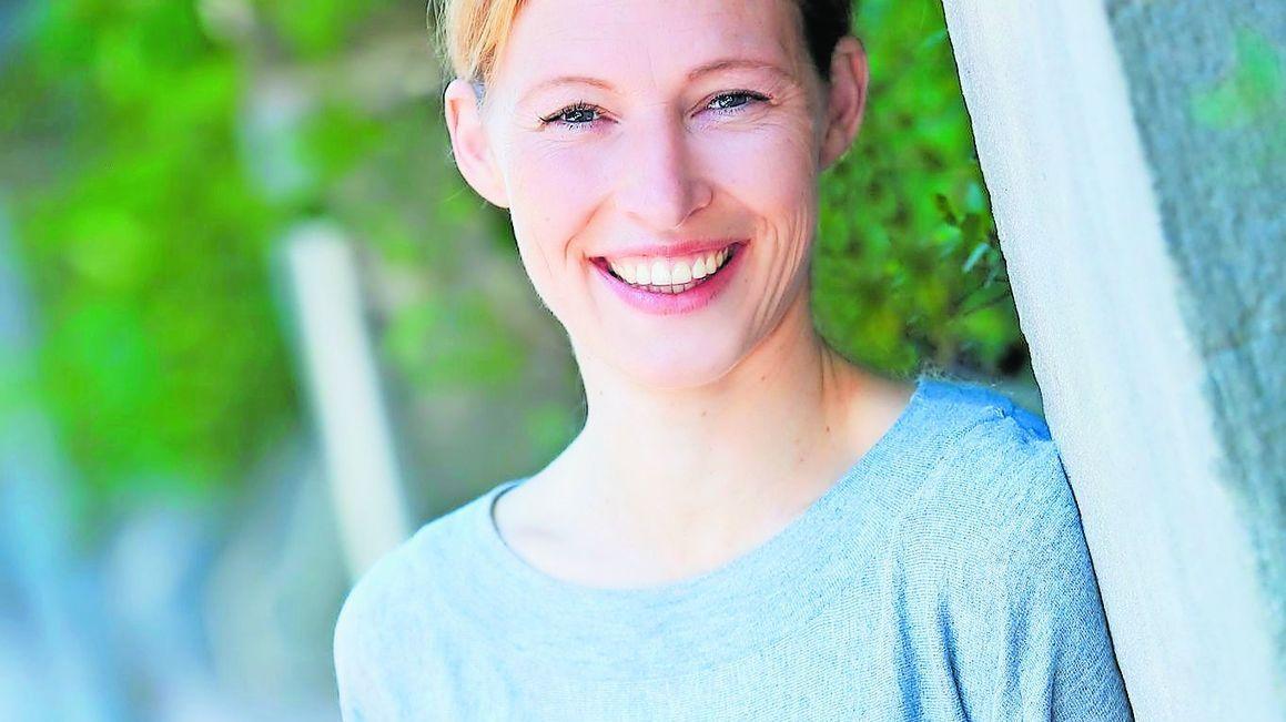 Christina Burkhardt ist als junge Mutter beruflich selbstständig — und hat das Netzwerk MomPreneurs auch nach Nürnberg geholt.
