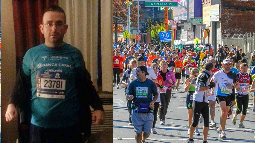 48-Stunden-Odyssee: Marathonläufer verirrt sich in New York