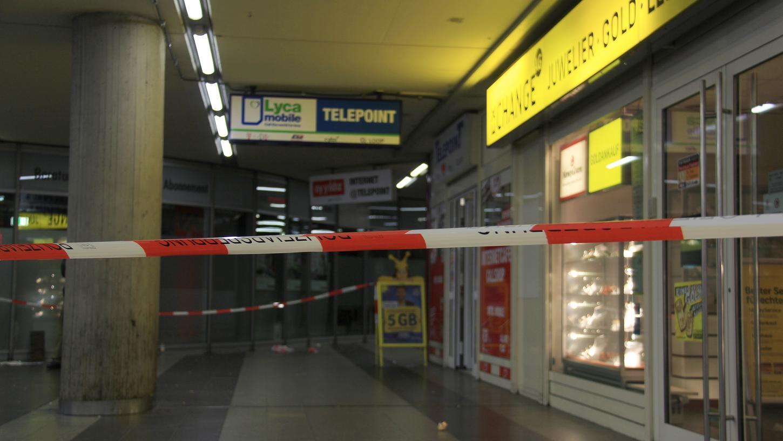 Tatort Königstorpassage: In der Nacht auf Freitag wurde hier ein 22-Jähriger brutal zusammengeschlagen.