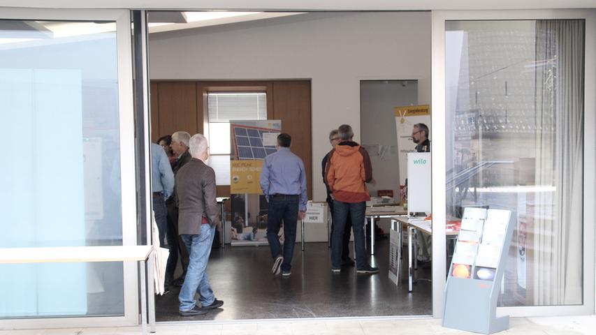 In Möhrendorf ging ein erster Energietag über die Bühne