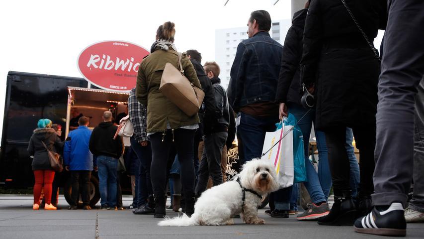 Nuernberg , 13.12.2015..Ressort: Lokales Fotografie: Stefan Hippel..Messe  Nuernberg , Street Food Market , ..