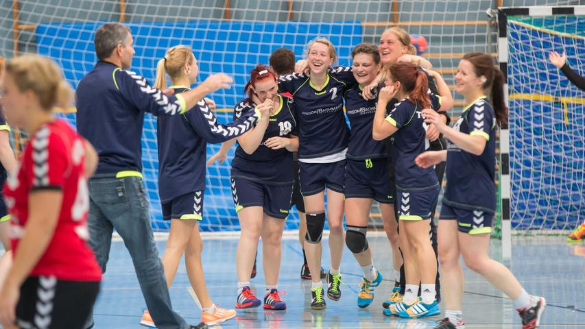 Handball-Derby in Zirndorf: Roßtal gelingt Überraschung