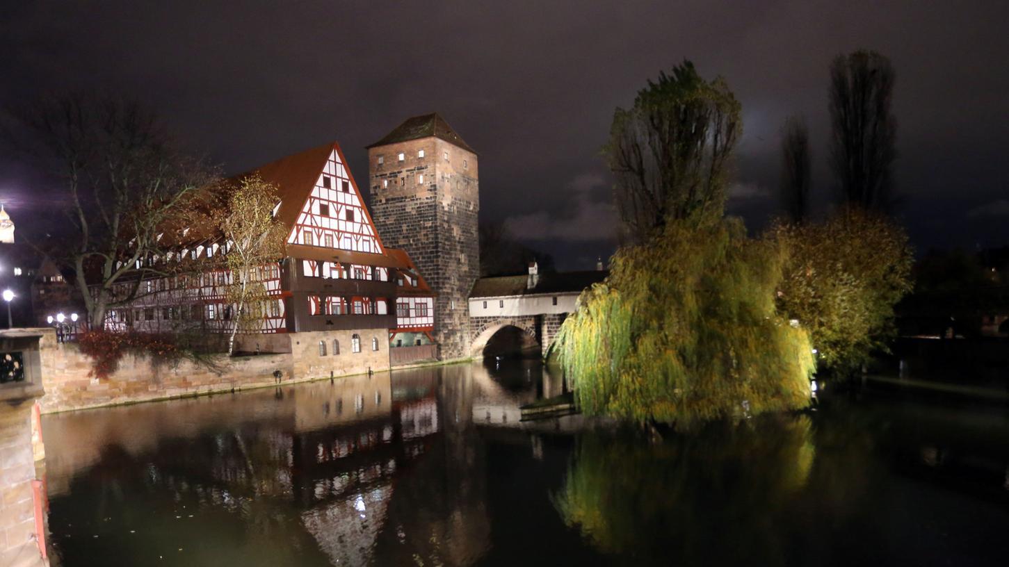 Wohl das schönste Studentenwohnheim: der Weinstadel.