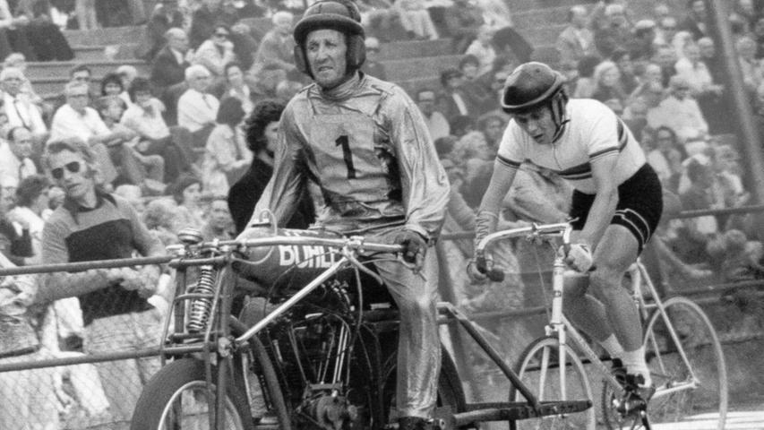 Auch Horst Gnas schaffte das Triple und wurde dreifacher Weltmeister (1971, 1972, 1973).