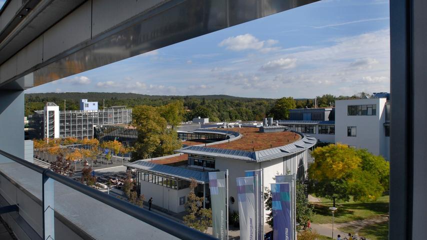 Campus Uni-Klinikum NOZ Hoersäle Erlangen..Foto:Bernd Böhner 02.10.2012