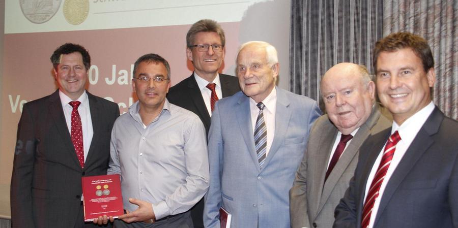 Schwabacher Münzverein feierte 30-jähriges Bestehen