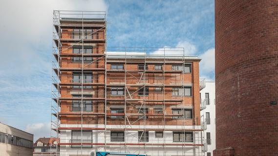 Das umgebaute Kraftwerk soll im Frühjjahr fertig sein. Auch betreutes Wohnen ist hier möglich.